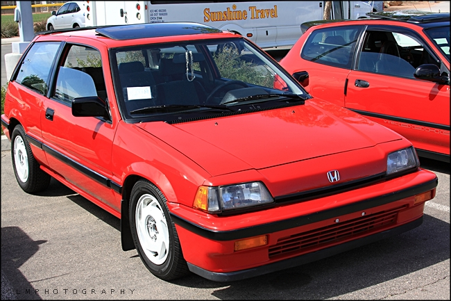My 1987 Civic Si Hatchback For Sale Fs Red Pepper Racing